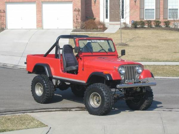 jeep scrambler for sale in united states cj 8 north american classifieds. Black Bedroom Furniture Sets. Home Design Ideas