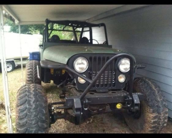 Jeep Scrambler For Sale in Louisiana: CJ-8 North American ...