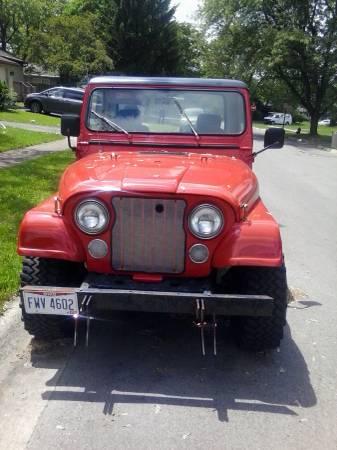 Jeep Scrambler For Sale in Ohio: CJ-8 North American Classifieds