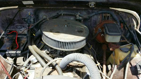 1981 Jeep Scrambler CJ8 V8 Auto For Sale Rockland County