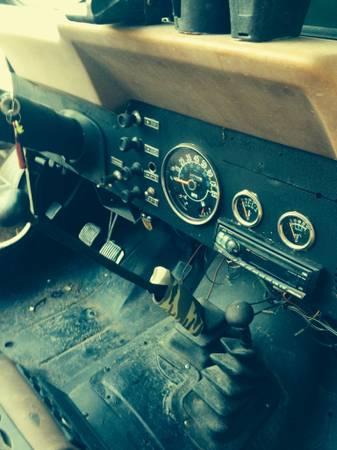1983 Jeep Scrambler CJ8 V6 Manual For Sale Waco, TX ...