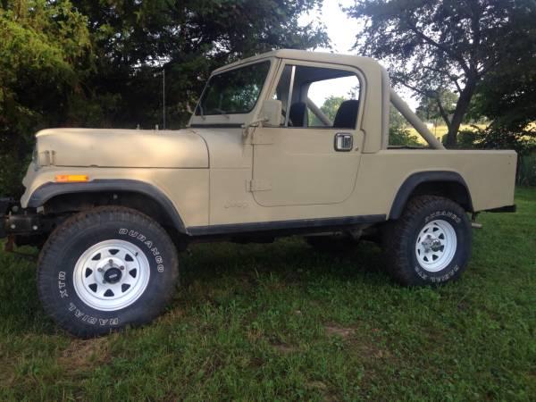 1982 Jeep Scrambler Cj8 258 V6 Auto For Sale Anderson Mo Craigslist