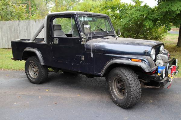 1981 Jeep Scrambler CJ8 258 V6 For Sale Central Jersey, NJ ...