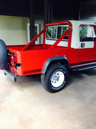 1983 Jeep Scrambler CJ8 V6 4spd For Sale Foley, AL ...