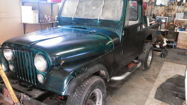 Jeep Scrambler For Sale in Wisconsin: CJ-8 North American ...