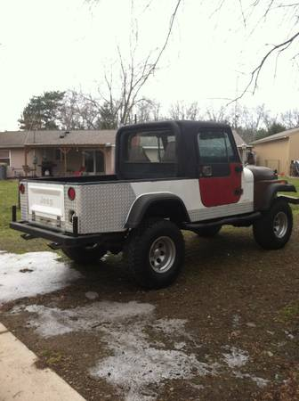 1981 Jeep Scrambler CJ8 350 Auto For Sale Battle Creek, MI ...