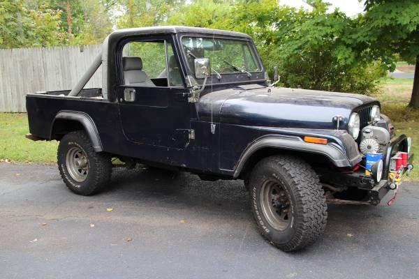 1981 Jeep Scrambler CJ8 258 Auto For Sale Central Jersey, NJ