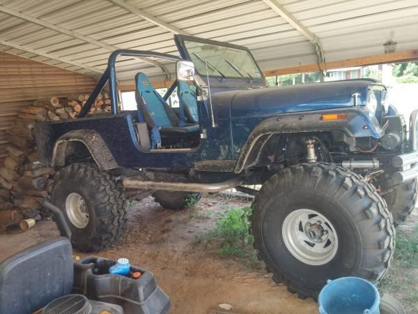 1984 Jeep Scrambler CJ8 400 Auto For Sale Tyler, TX - Craigslist