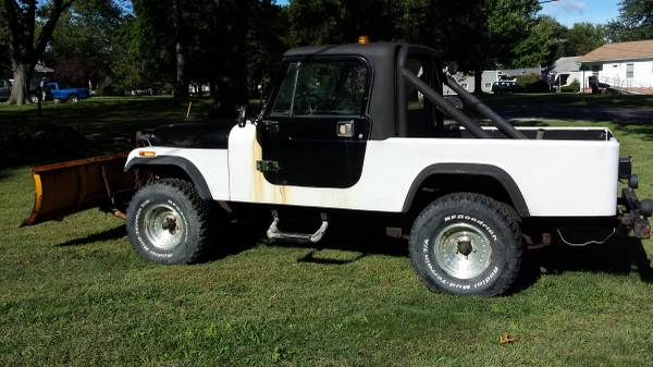 jeep scrambler for sale in ohio cj 8 north american classifieds. Black Bedroom Furniture Sets. Home Design Ideas