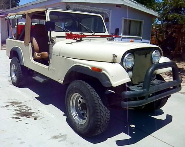 1985 Jeep Scrambler CJ8 Manual For Sale Kingman, AZ ...
