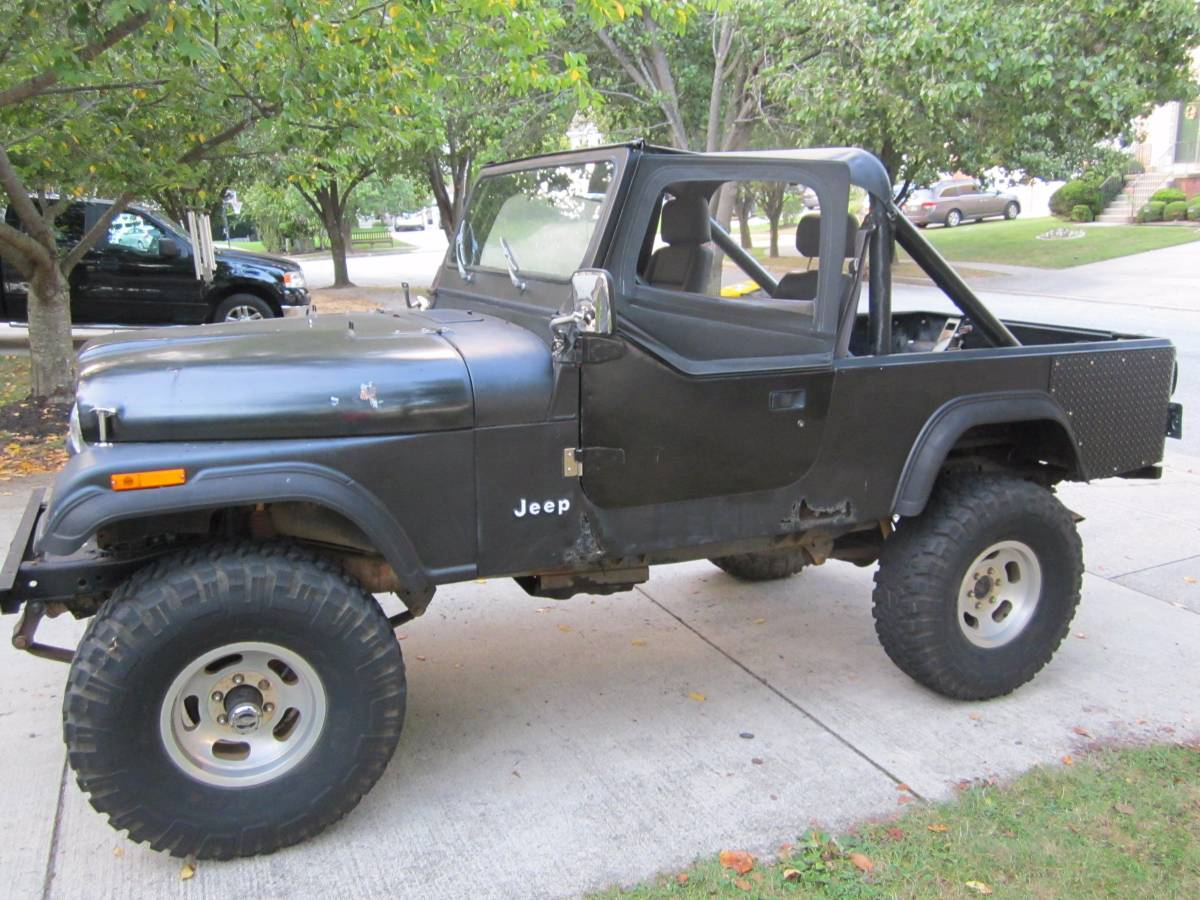 Jeep Scrambler For Sale in Maryland: CJ-8 North American ...