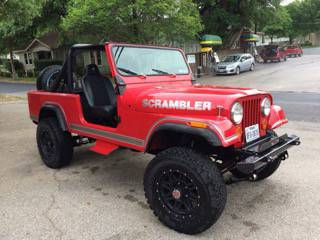jeep scrambler for sale us canada cj 8 classifieds. Black Bedroom Furniture Sets. Home Design Ideas
