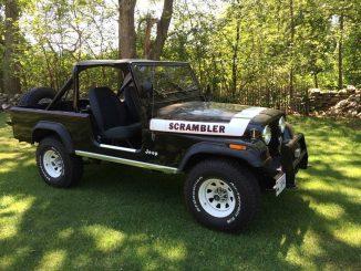 Jeep Scrambler For Sale: US & Canada CJ-8 Classifieds