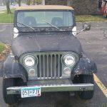 1982 Jeep Scrambler CJ8 Manual For Sale St. Cloud, MN ...