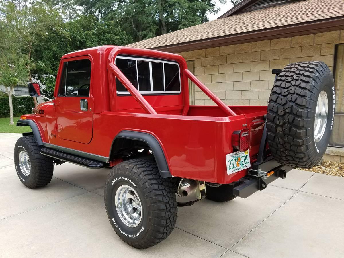 1983 Jeep Scrambler CJ8 258 V6 Manual For Sale Ocala, FL ...