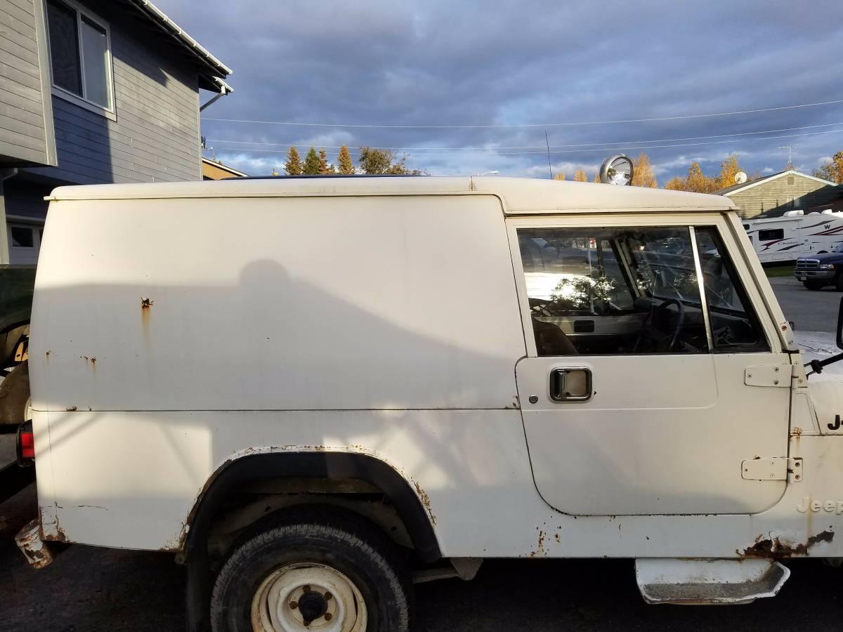 1984 Jeep Scrambler CJ8 S6 Auto For Sale Anchorage, AK