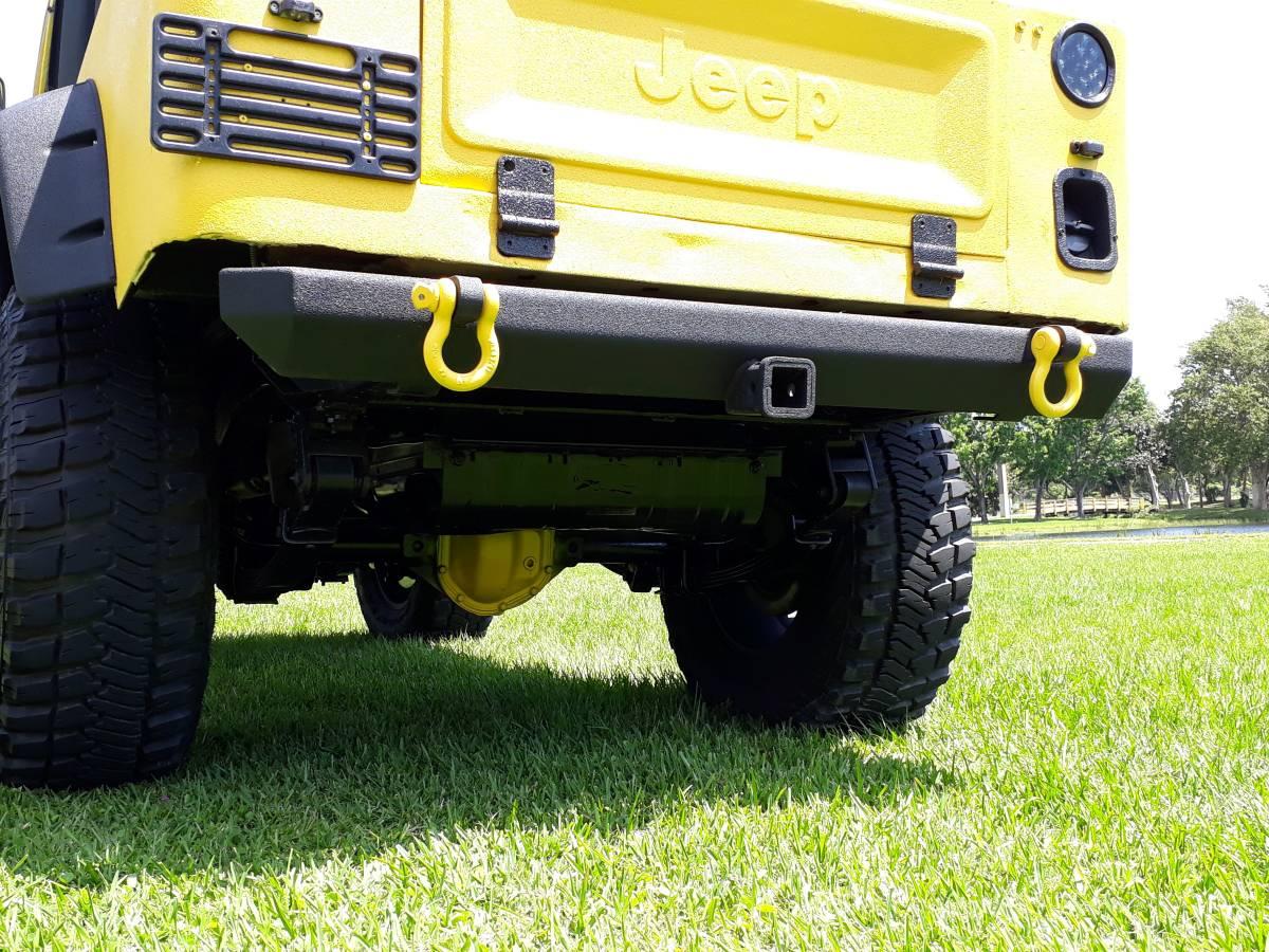 1985 Jeep Scrambler CJ8 8 Cyl Manual For Sale in West Palm ...