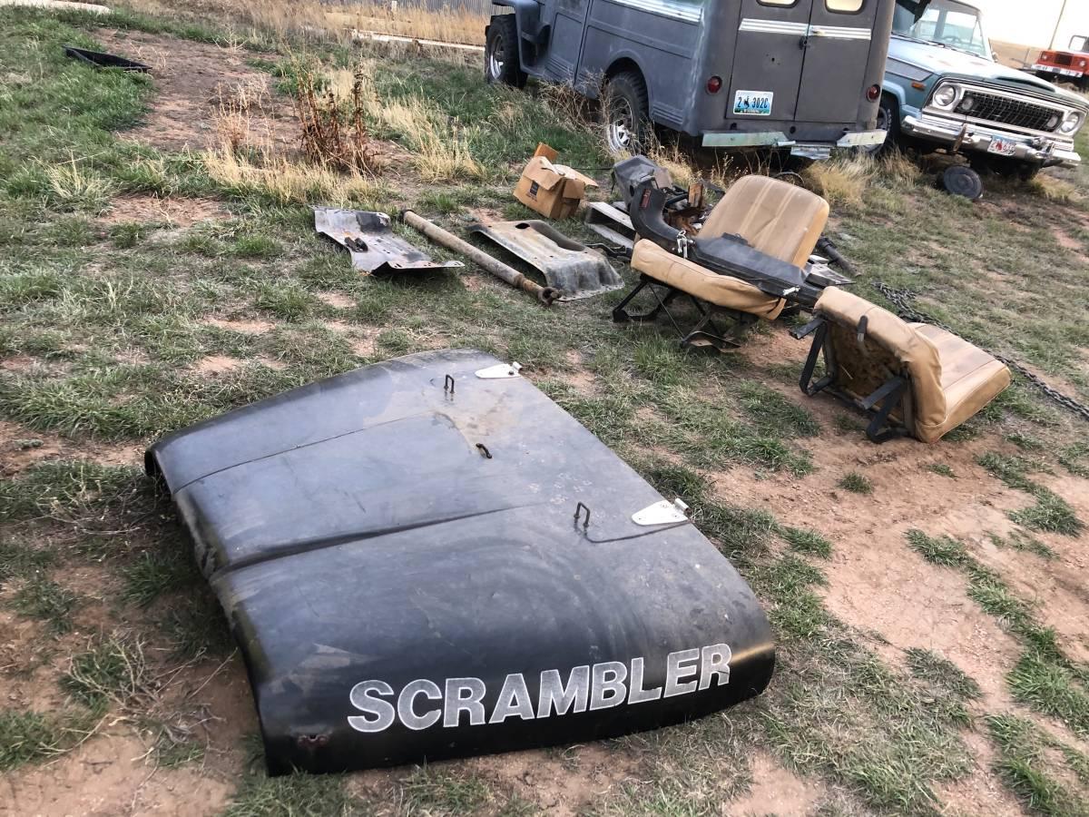 Craigslist Waco Texas >> 1983 Jeep Scrambler CJ8 Project For Sale in Cheyenne, WY ...