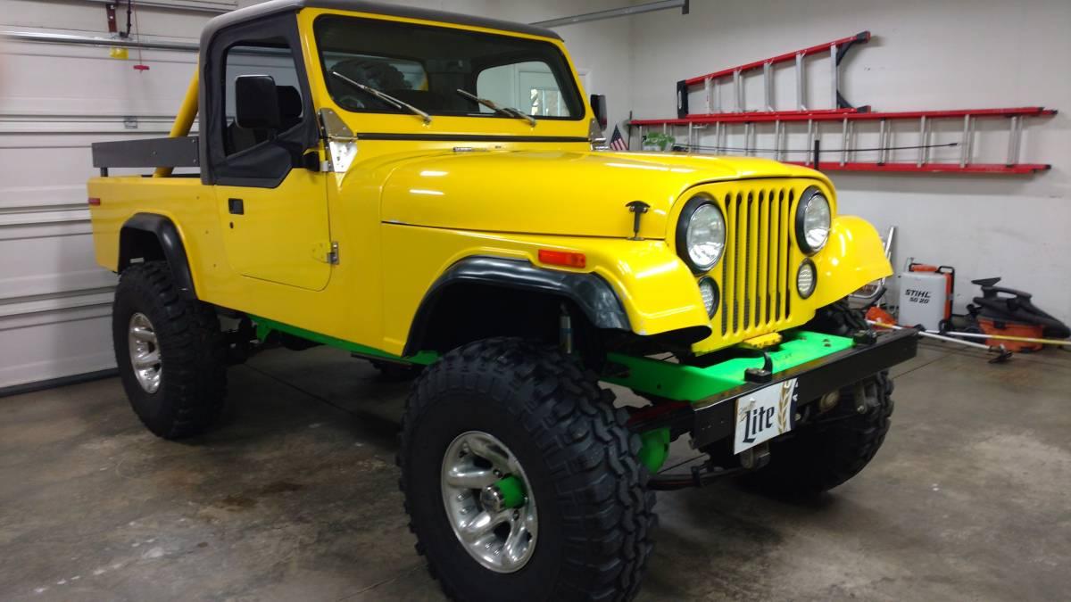1983 Jeep Scrambler CJ8 8cyl Auto For Sale in Cedar Rapids