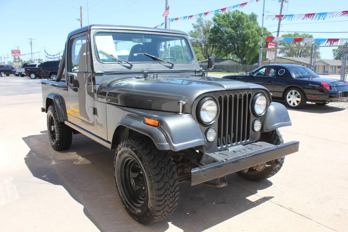 1982 Jeep Scrambler CJ8 Manual For Sale in Wichita, Kansas ...