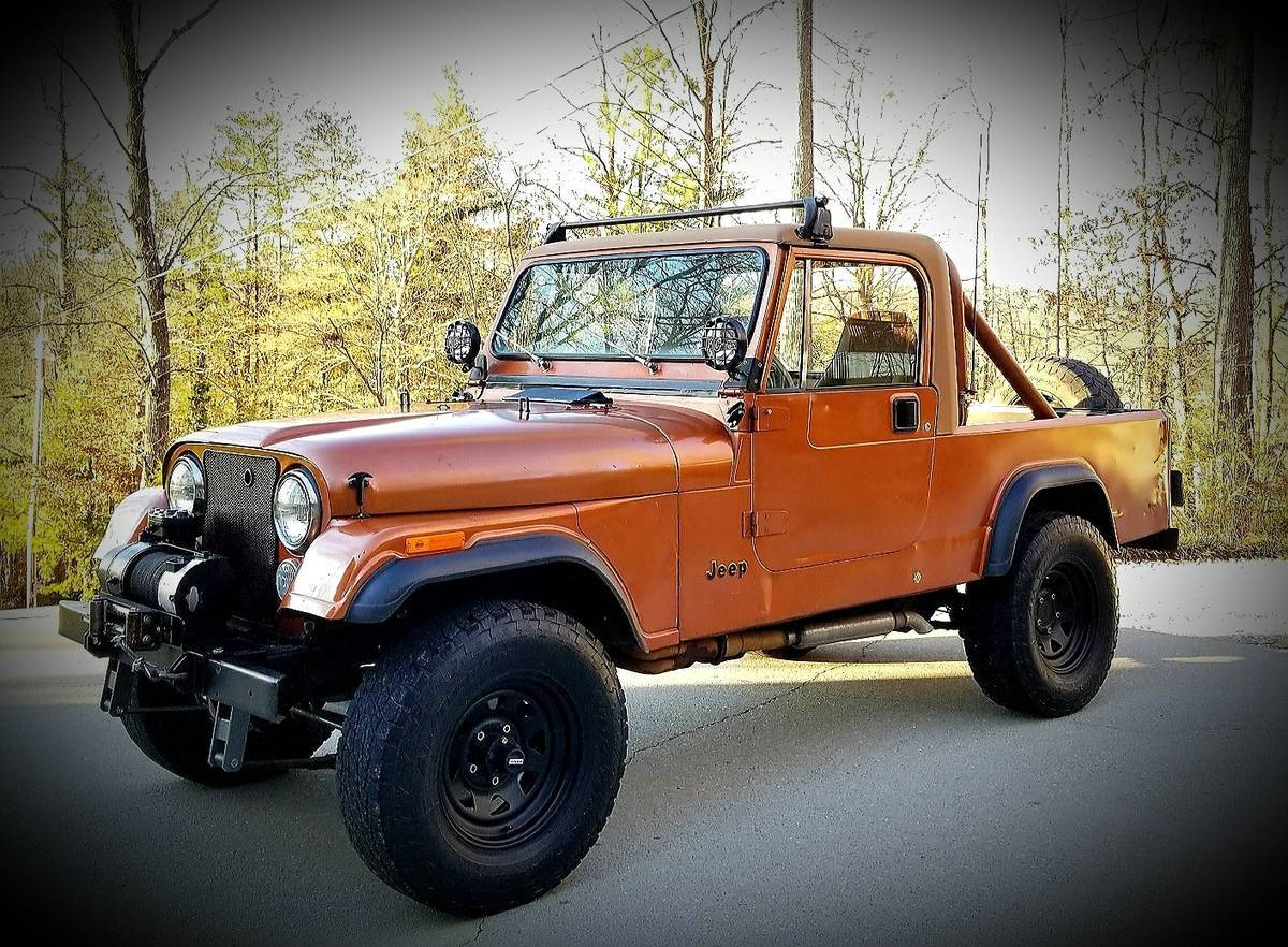 1982 Jeep Scrambler Cj8 360 Auto For Sale In Knoxville Tn Craigslist Craigslist has listings for trailers in the east idaho area. jeep scrambler for sale