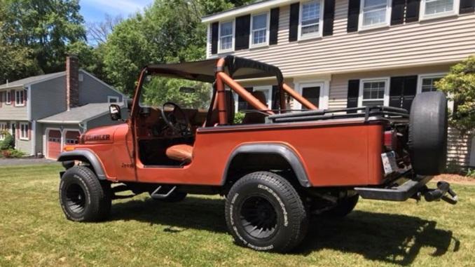 1983 Plymouth MA
