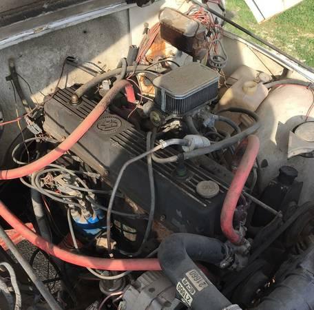 1981 Jeep Scrambler CJ8 V6 Manual For Sale China Spring ...