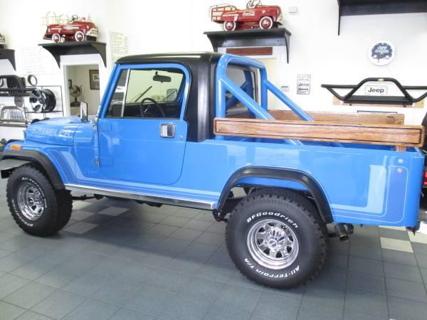 1981 Jeep Scrambler CJ8 V8 Manual For Sale Fort Myers, FL ...