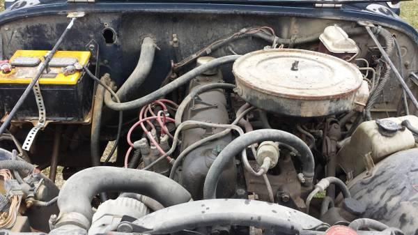 1982 Jeep Scrambler CJ8 V6 Auto For Sale Southeast Kansas ...