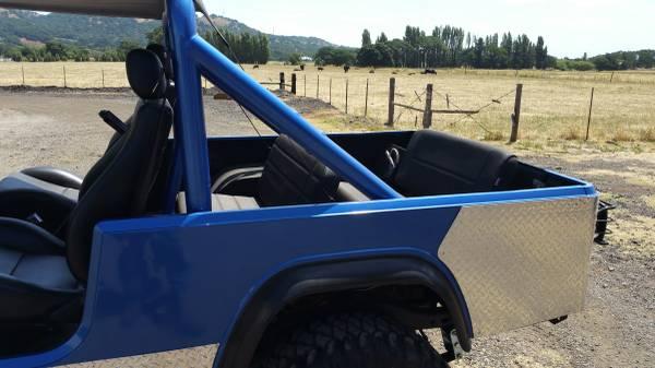 1984 Jeep Scrambler CJ8 V6 4 Speed For Sale Fairfield, CA ...