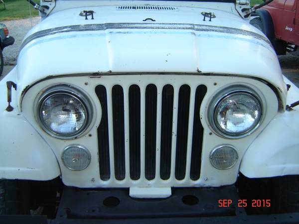 1983 Jeep Scrambler CJ8 V6 Manual For Sale Troy, MO ...