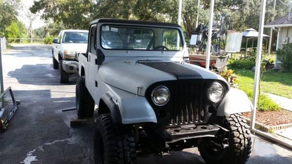 1983 Jeep Scrambler CJ8 4.2 Manual For Sale Pasco, FL ...