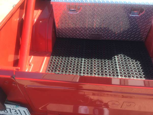 1985 Jeep Scrambler CJ8 V8 Auto For Sale Fort Smith, AR ...