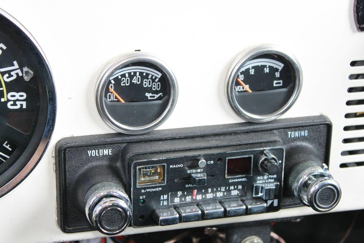 1983 Jeep Scrambler CJ8 350 V8 Manual For Sale Spring Hill ...