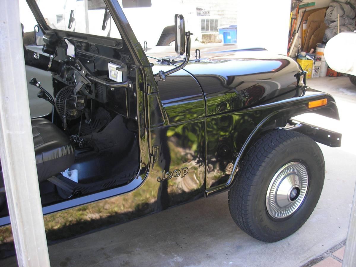 1981 Jeep Scrambler CJ8 6cyl Manual For Sale in Bonita ...