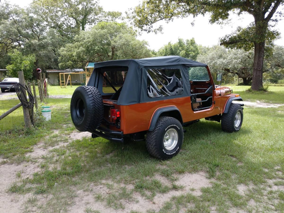 1983 Jeep Scrambler CJ8 Chevy 350 For Sale in Milton, FL ...