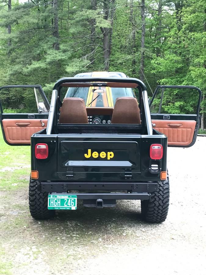 1984 Jeep Scrambler CJ8 6cyl Manual For Sale Hanover, New ...