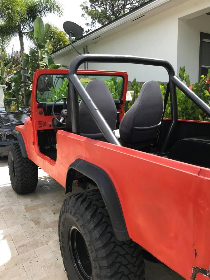 1983 Jeep Scrambler CJ8 Manual For Sale in Fort Lauderdale ...