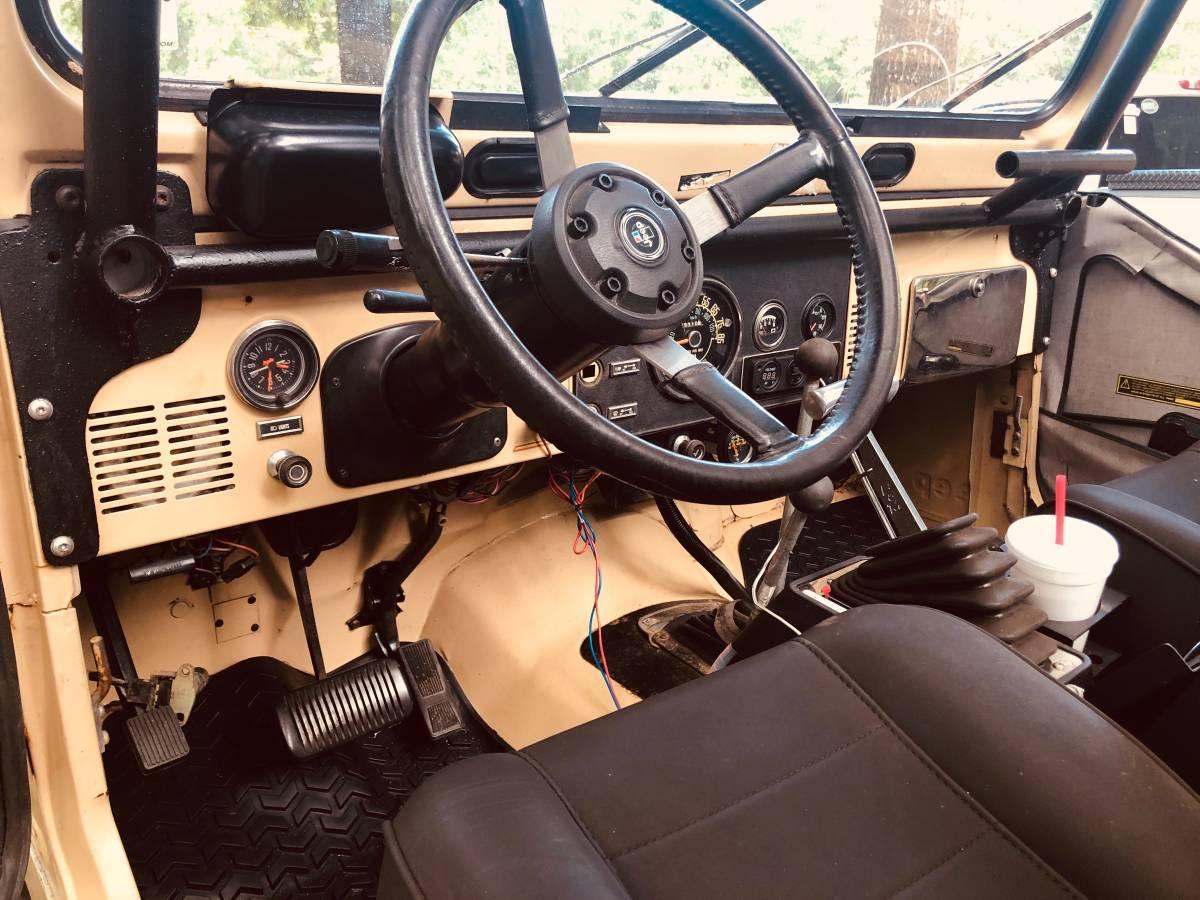 1981 Jeep Scrambler CJ8 V8 For Sale in The Woodlands,TX ...