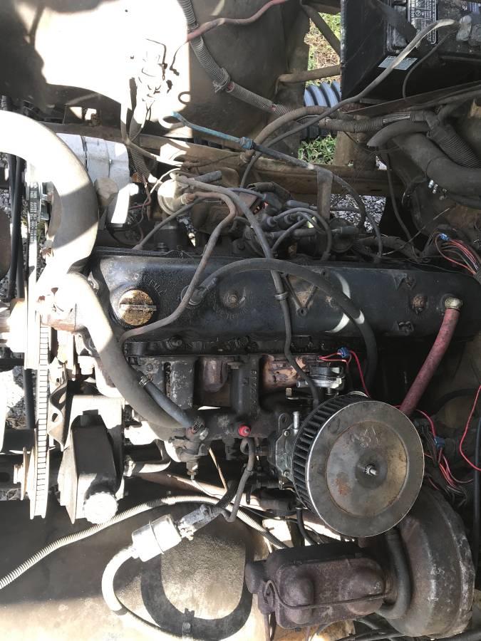 1983 Jeep Scrambler CJ8 4 Speed Manual For Sale in Naples ...
