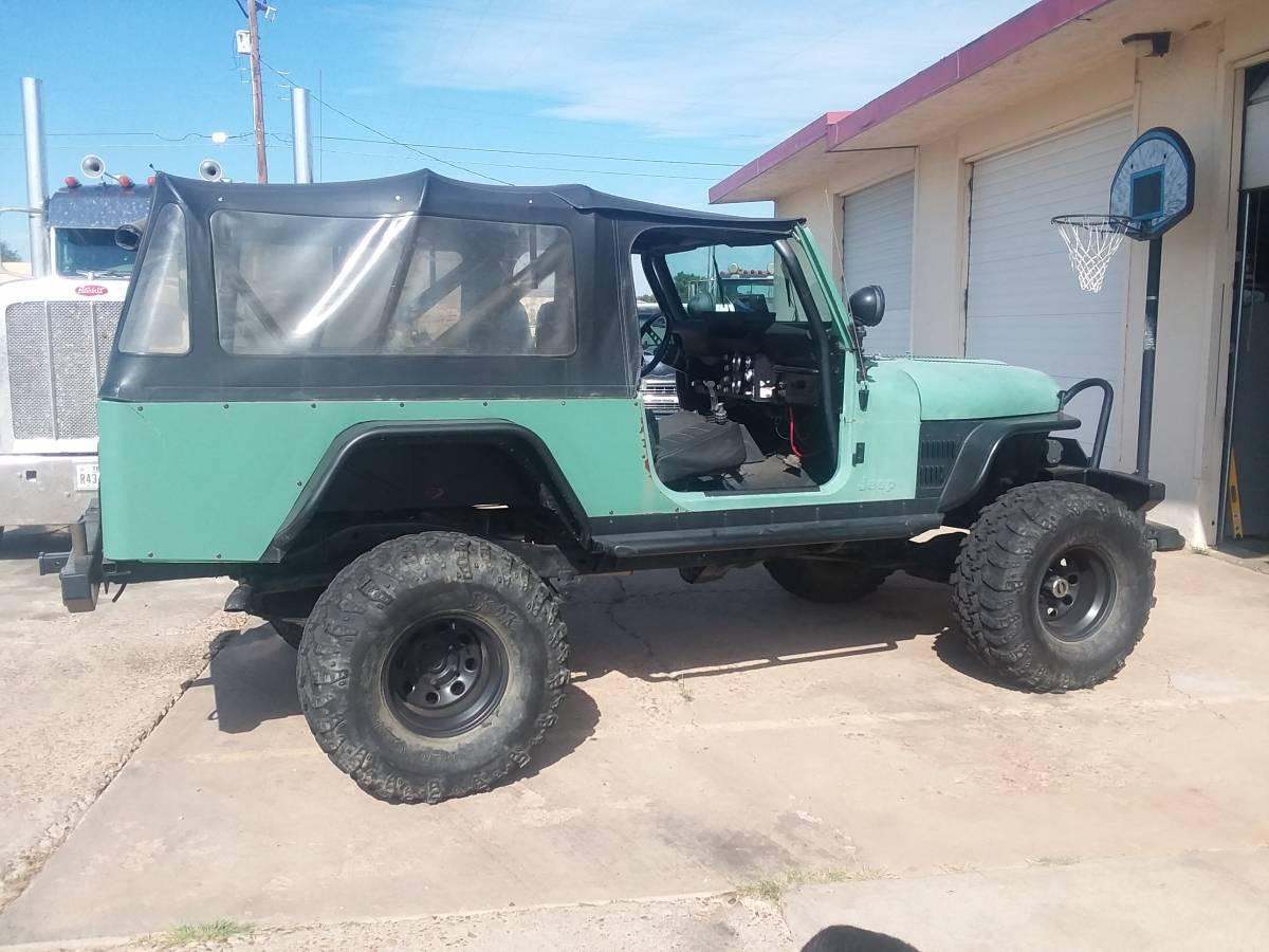 1983 Jeep Scrambler CJ8 V8 700R4 For Sale in Amarillo, TX ...
