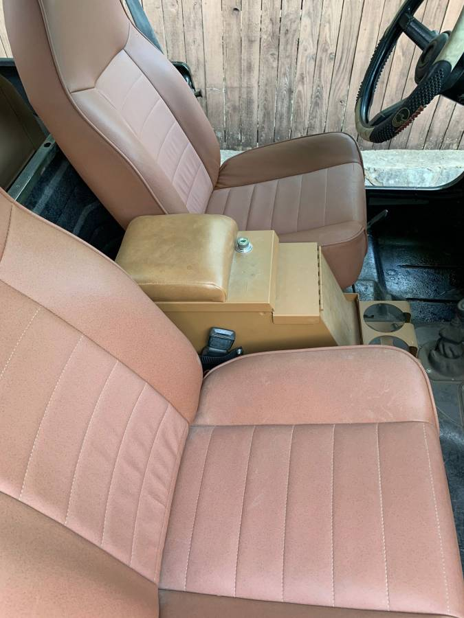 1983 Jeep Scrambler Cj8 5 Speed For Sale In San Antonio