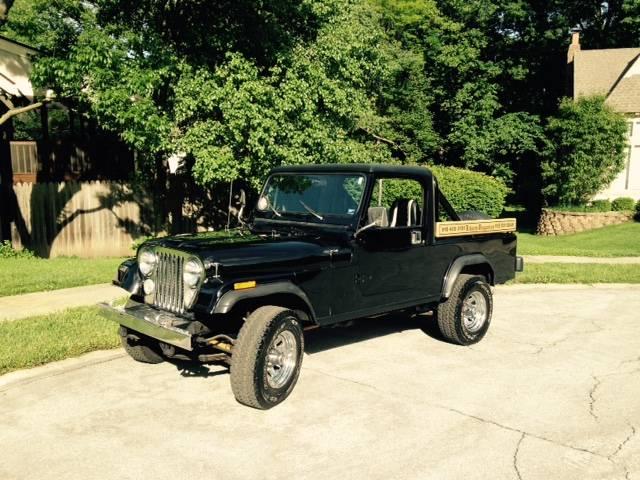 1982 Jeep Scrambler CJ8 6cyl Auto For Sale in Kansas City ...