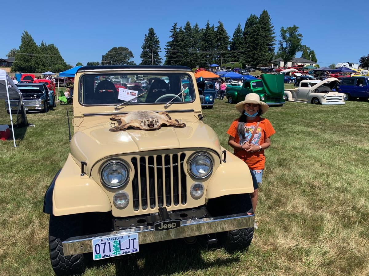 1982 Jeep Scrambler CJ8 For Sale in Stayton, OR - Craigslist